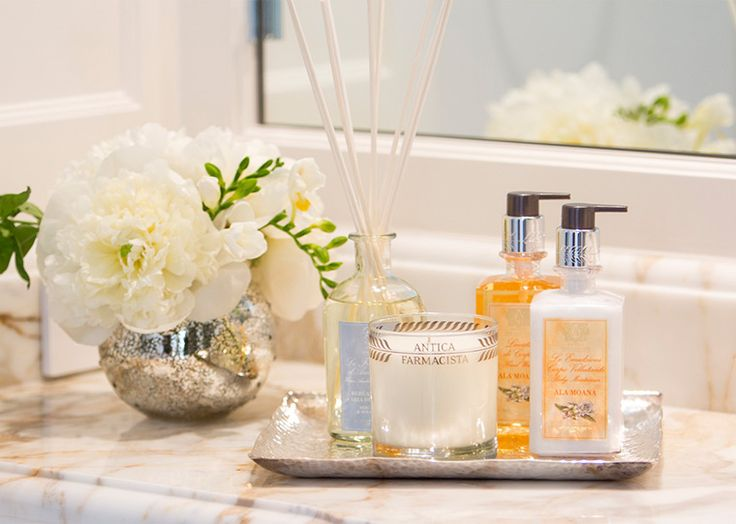 Holiday Scents For Your Summer Bathroom Sanctuary Moms Blog - Bathroom scent ideas